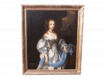 Jacob Huysmans - Winifred Edgcumbe, Baroness of Coventry framed