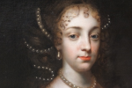 Jacob Huysmans - Winifred Edgcumbe, Baroness of Coventry in focus head