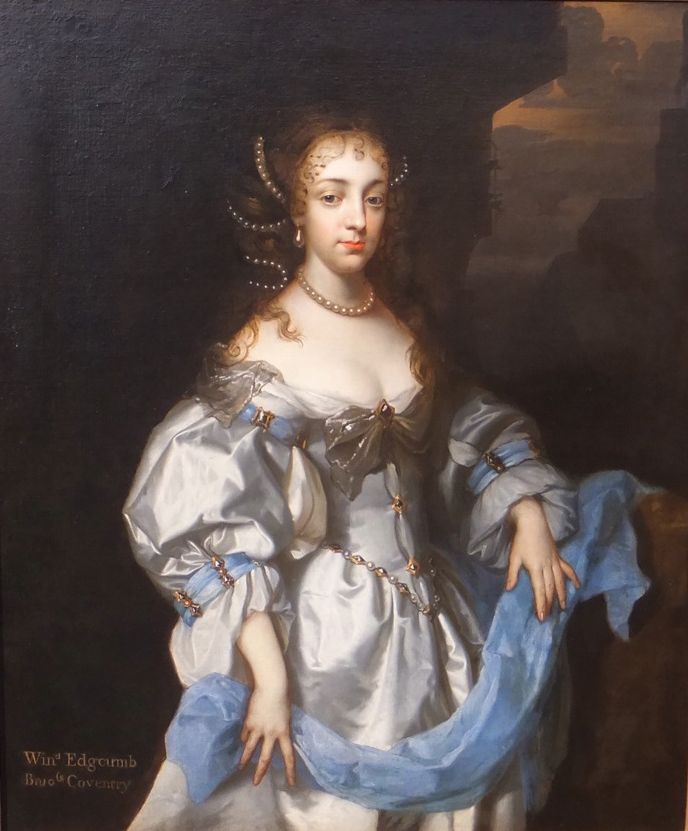 Jacob Huysmans - Winifred Edgcumbe, Baroness of Coventry