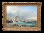 Julius Hintz - Dover framed