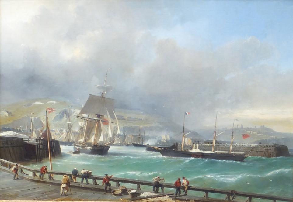 Julius Hintz - Dover