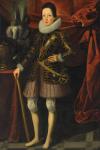 Justus Suttermans - Portrait of Ferdinand II de' Medici