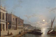 Henry Pether - Venice