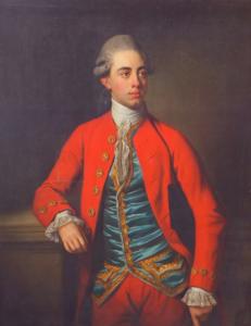 Nathaniel Dance - Lord North